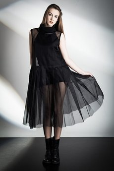 - Transparent Dress