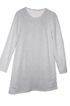 FOR HEART - Sukienka Simply Gray