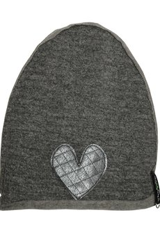 CHAPOOSIE - Czapka CHAPOOSIE Ice Heart Woolen Beanie