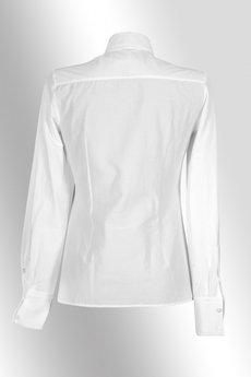 BLUE EYE POP - Biała koszula WBEP_K01