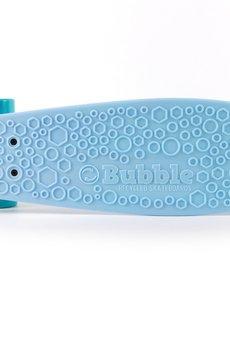BUBBLE RECYCLED SKATEBOARDS - Bubble Skateboard Light Blue