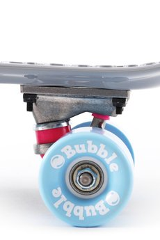 BUBBLE RECYCLED SKATEBOARDS - Bubble Skateboard Grey