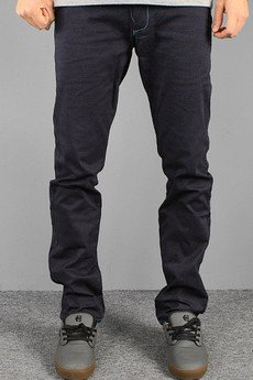 Malita Clothing - Spodnie Malita CHINO Navy/Blue NEW slim fit