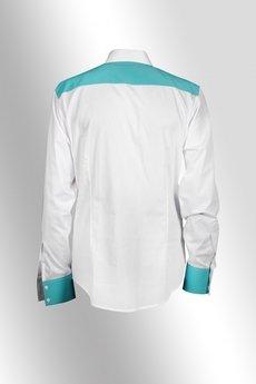BLUE EYE POP - Koszula męska MBEP_K10