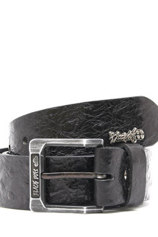 Black Dots Street Wear - Pasek Black/elephant