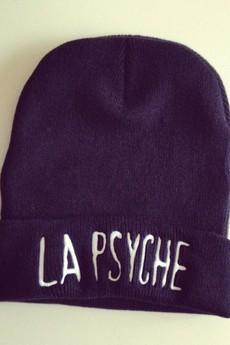 LA PSYCHE - LA PSYCHE beanie