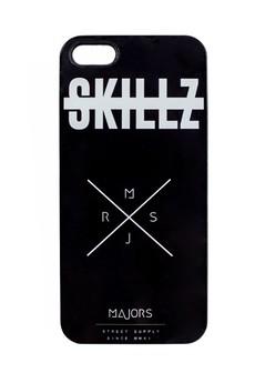 MAJORS - SKILLZ Iphone 5 case