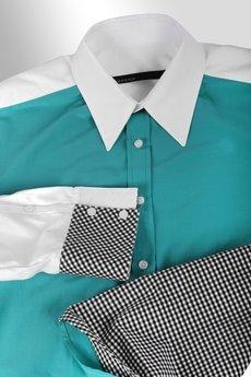 BLUE EYE POP - Koszula męska MBEP_K09