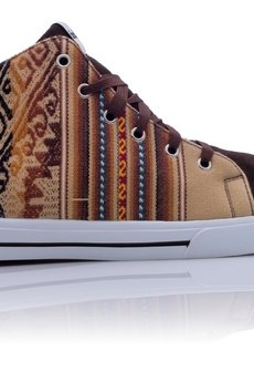 Inkkas - Buty Inkkas Desert Nomad Leather Midtop