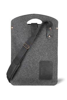 BOOGIE - LAPP BLACK torba