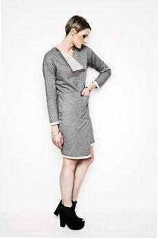 ChoSo - Sukienka 05/13 asymetryczna
