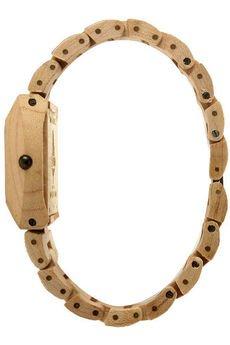 - drewniany zegarek WeWood JUPITER BEIGE