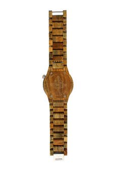 xxx-WeWood - oryginalne drewniane zegarki - drewniany zegarek WeWood ALPHA  ARMY