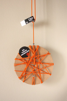 OneOnes Creative Studio - String Out! // orange wheel
