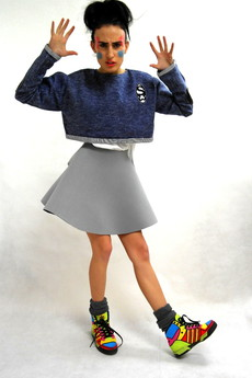 - Dopey Dwarf's skirt
