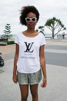 LA PSYCHE - LORD VOLDEMORT t-shirt