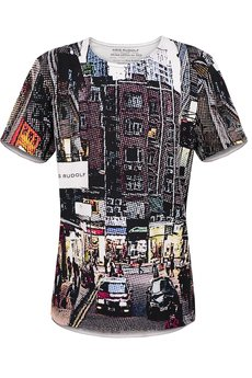 marthu - koszulka MARTHU by KRIS RUDOLF hong kong t0006