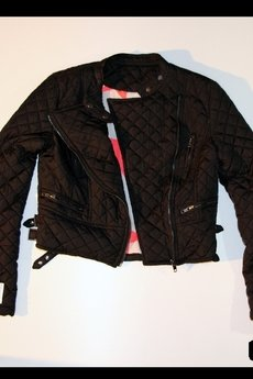 BLCKSVN - Stars Jacket BLACK SWAN from 3BOXES