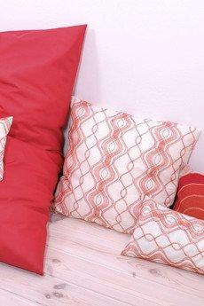 - poduszka do leżenia SORBET 1. 120x80 (pomarańczowy, czerwony)