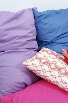 pracownia Reborn - poduszka do leżenia SORBET 4. 120x80 (różowy, fioletowy)