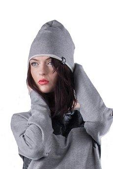 Agnieszka Martini - Bawełniana czapka z logiem AMRT
