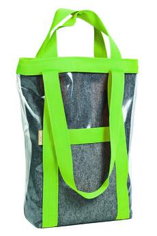 BOOGIE - HOBO AIR torba z osłoną z wytrzymałej folii