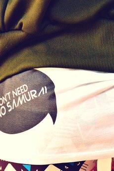 DON'T NEED NO SAMURAI - KINGYO