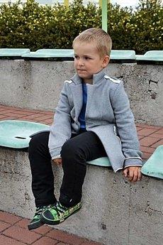 JJ Fashion - MARYNARKA DRESOWA DLA CHŁOPCA