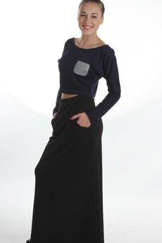 SYLWIA SNOCH - Maxi spódnica