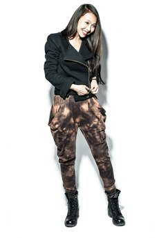SHE/S A RIOT - RAMON SKA biker jacket