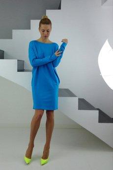 YES TO DRESS by Bożena Karska - DRESICA ocean dress