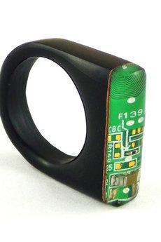 SCRADEUS - Pierścień elektroniczny