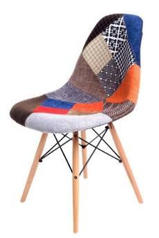 MIA home passion - Krzesło Comet patchwork