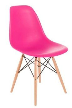 MIA home passion - Krzesło Comet pink