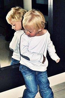 JJ Fashion - KOSZULKA ŁATKA