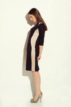 - Sukienka COLOUR CUT