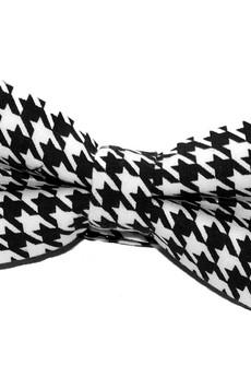 bowstyle - Mucha gotowa Czarna pepitka