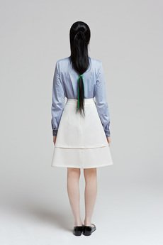 BONJOUR and KISS - Minimal skirt