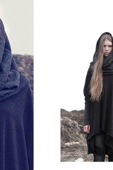 - Sweter-ponczo B&G Phantom