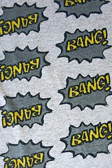 MissSpark - Spódnica BANG szara