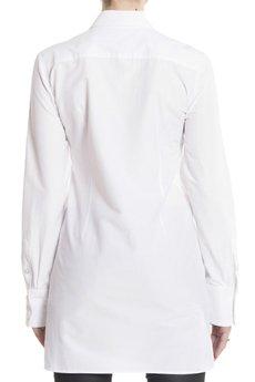 BLUE EYE POP - Biała koszula WBEP_K02