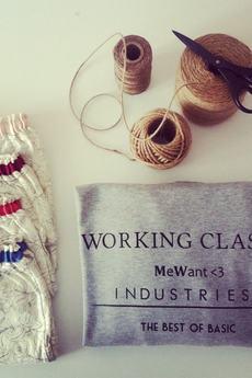 MeWant<3 - vanilla sleeping shorts