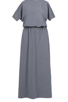 Kasia Miciak design - Sukienka maxi z kieszeniami