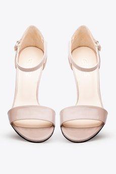 Gloss shoes  sanda%c5%82y lakierowane r%c3%b3%c5%bc  389z%c5%82  2