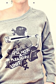DON'T NEED NO SAMURAI - UNIT SWEATSHIRT