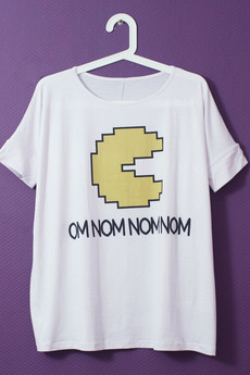 Charlie the Dodo - Oversize T-shirt Pacman