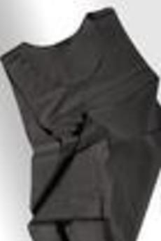 BLUE EYE POP - Kompet damski sukienka szara WBEP_D06 + czarna sukienka