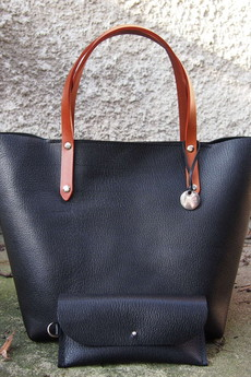 Zuza Kilanowicz - Baldwina  Chic! Shopper Bag