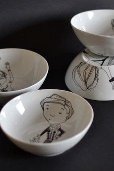 COCO ceramics - Stasiek - miska
