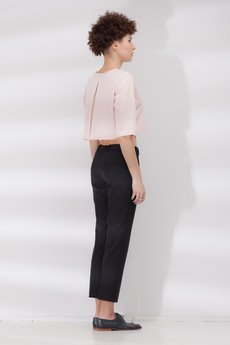 PULPA - Cape shirt /pink/